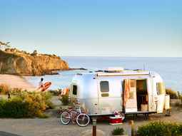 How much is RV insurance in California