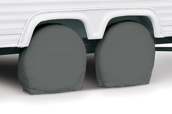 Why Use RV Wheel Covers