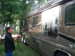Average Price How Much Does It Cost To Wash An Rv