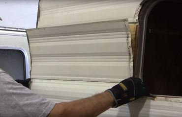 RV Residing: How to Replace RV Siding (Aluminum/Fiberglass)