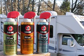 Where And How To Lubricate Rv Slide Outs