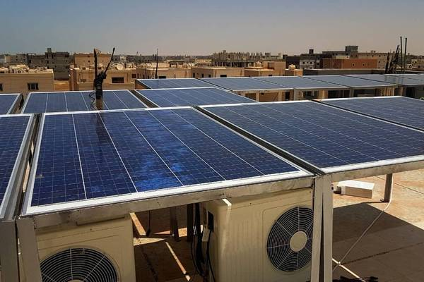 How-Many-Solar-Panels-To-Power-a-Window-Air-Conditioner
